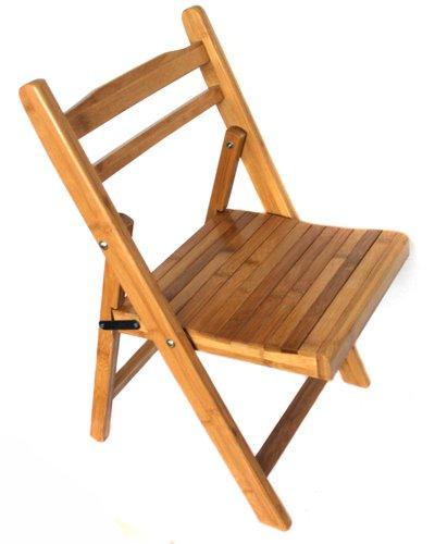 Bambus Stuhl Camping Blumenhocker Angelhocker Klappstuhl