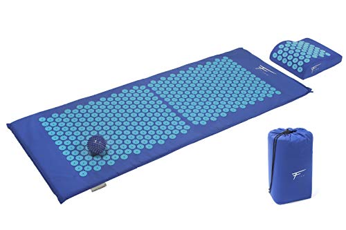 Fitem Kit d'acupression XL - Tapis d'Acupression +...