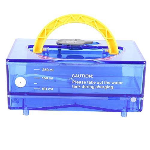 Binchil Staubsammelbox Kehrmaschine Wassertank für V5S Pro Roboter Staub Sauger Ersatz Teile Wasser Tank Bin Box Ersatz