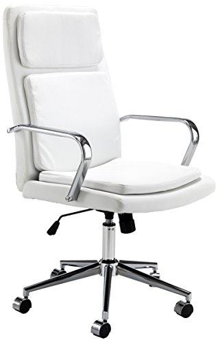 Wink design - kansas - Fauteuil blanc