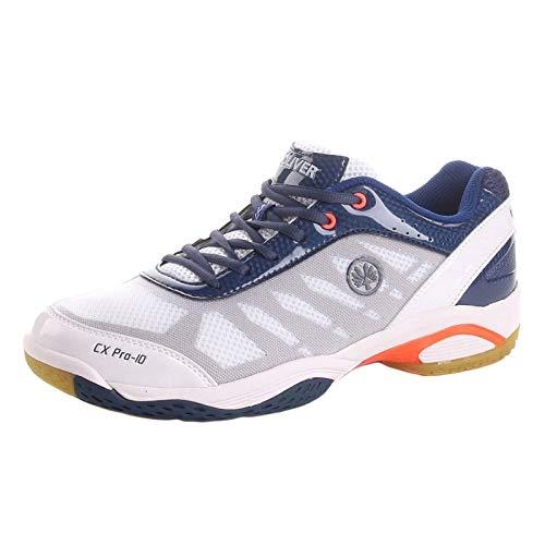 Oliver CX Pro 10Indoor chaussures de squash badminton handball, jaune/noir