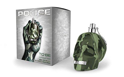 Police to be Camouflage Eau de toilette pour homme 75 ml