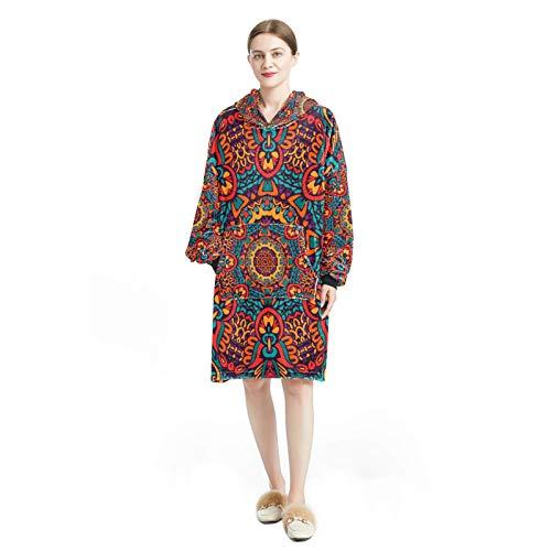Sudadera con capucha para mujer, talla única, para mapa de España