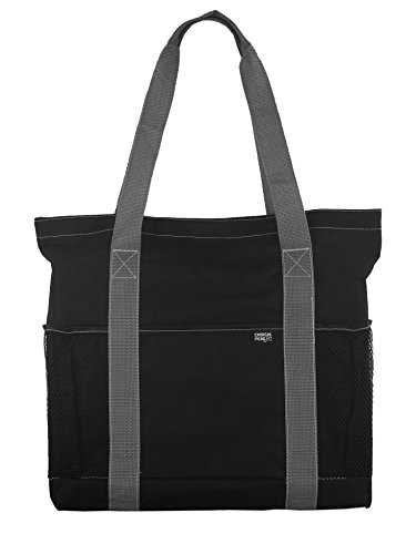 Ensign Peak Everyday Shoulder Tote, Black