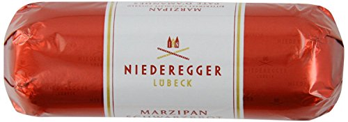 Niederegger Lübeck JGN Schwarzbrot Zartbitter, 125 G