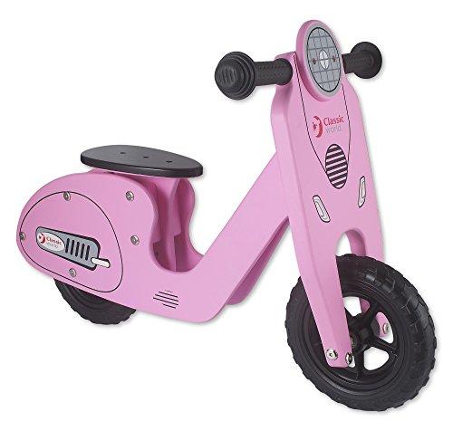 Classic World Toys Holz Bike (Pink)