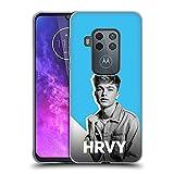 Head Case Designs sous Licence Officielle HRVY Calendrier 3 Graphiques Coque en Gel Doux Compatible...