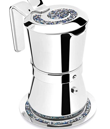 Giannini 3003011 Espressokocher, Durchsichtig, Einheitsgröße