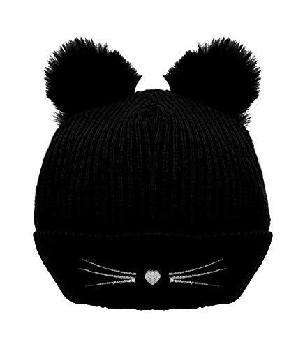 Bellady Winter Hats Cute Cat Ear Ha…