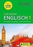 PONS Power-Sprachkurs Englisch 1: Der Intensivkurs für Anfänger – schnell und multimedial