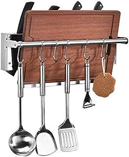 DJSMsnj Étagère de cuisine en acier inoxydable pour ustensiles de cuisine (couleur : A)