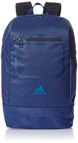 adidas Training BP Mochila, Unisex Adulto, Azul (Azumis/Escarl/Negro), NS