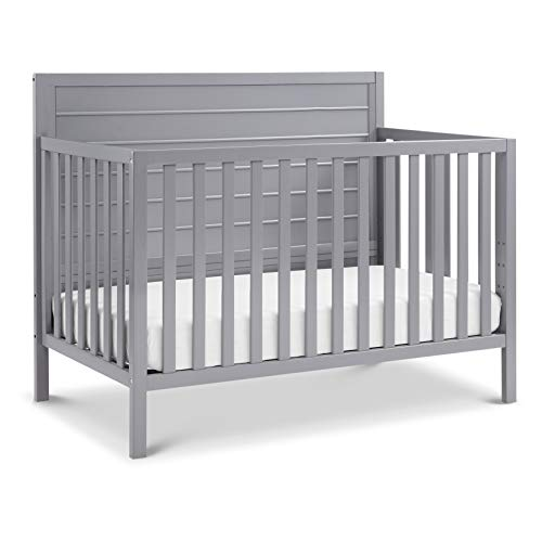 Carter's by DaVinci Morgan 4-in-1 Convertible Crib in Grey