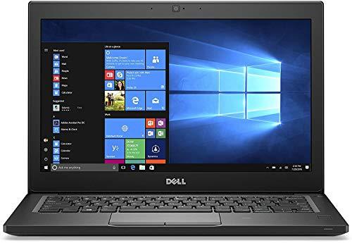 Dell Latitude 7000 7280 Business Ultrabook: 12.5in Gorilla Glass Touchscreen (1920X1080), Intel i7-7600U, 256GB SSD, 16GB DDR4, Windows 10 Professional (Renewed)