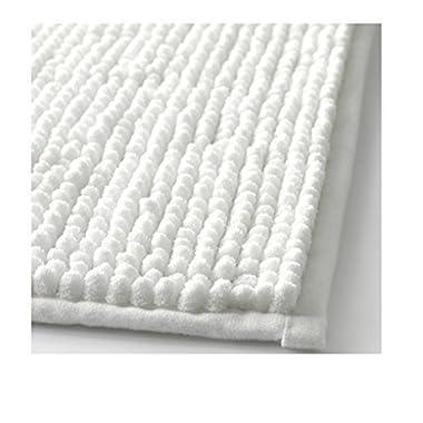 Ikea's Toftbo Bathmat, White
