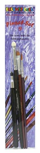 Eulenspiegel 955598 - Profi Pinselset 9, 4 teiliges Set