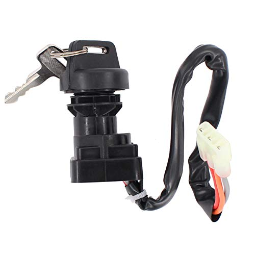 MOTOKU Ignition Switch for Arctic Cat 250 300 400 500 2x4 4x4