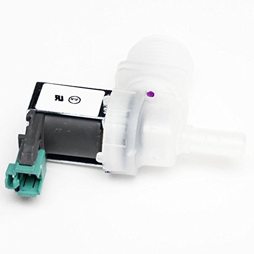 BOSCH 00628334 Dishwasher Water Inlet Valve Genuine Original Equipment Manufacturer (OEM) Part