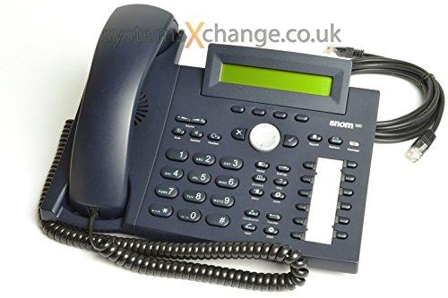SNOM telefoon VoIP 320 (gecertificeerd gereviseerd)
