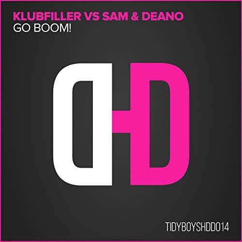Klubfiller vs. Sam & Deano