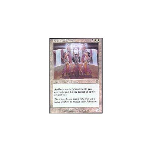 Magic The Gathering - Fountain Watch - Mercadian Masques