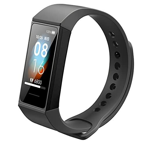 """Xiaomi Mi Band 4C Smart Activity Tracker Reloj inteligente pantalla a color de 1.08 """"de Actividad con Monitores de Actividad 5 ATM Resistente al Agua Negro"""