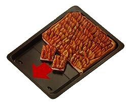 Backblech variabel ausziehbar mit Teflonbeschichtung