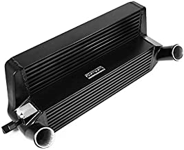 Direct Bolt On Upgrade Performance Aluminum Intercooler Replacement For Ford Mustang 2.3L EcoBoost 2015-2017