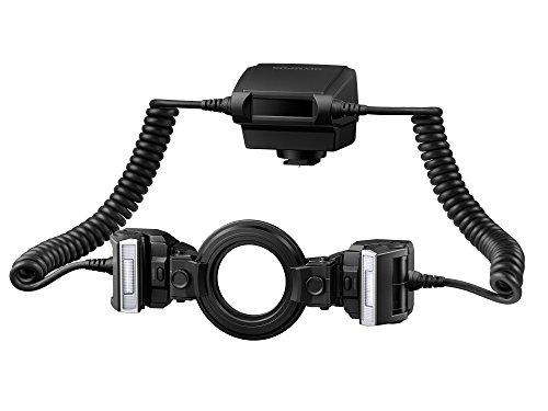 Olympus STF-8 Zangenblitz für OM-D und Pen schwarz