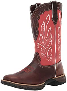 Durango DRD0221 Women's Lady Strawberry Sunrise Wstrn Boot