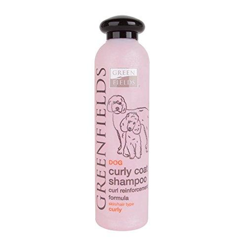 Greenfields Shampoo für Hunde mit lockigem Fell 250ml