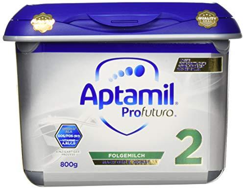 Aptamil Profutura 2 Folgemilch nach dem 6. Monat, 1er Pack (1 x 800 g)