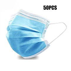 Covers Wearing this face mouth masks, you could be protected from dust, small particles on air, pollen and much more. Anti-dust, anti-odor, One size fit all. With stretchy adjustable ear loops for closely fit,preventing leaving trace on your face aft...