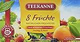 Teekanne 8 Früchte Tee 20 Beutel