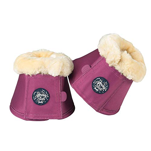 Eskadron - Bell Boots FAUXFUR - Young Star