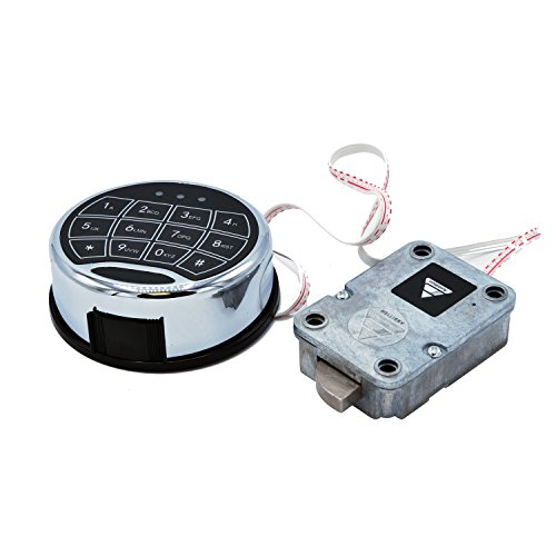 Ambition Electronic Digital Keypad Lock for Safes