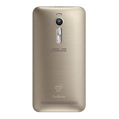 ASUS Zenfone 2 Zen Case Battery Back Cover Door in Retail Packaging (Replacement Case for ZE551ML) (Gold)