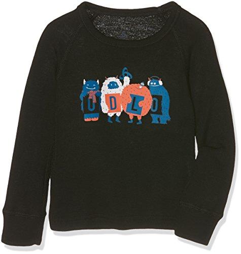 Odlo Kinder Shirt l/s Crew Neck WARM Trend Kids (SMA Ski-unterhemd, Black, 92