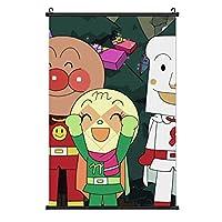 それいけ!アンパンマン1 ポスター 絵を掛ける 3 Dプリント ファッション 装飾画 壁の装飾 室内日本 アートポスター 壁画の装飾 ポスター掛け インテリアアート壁 流行のプレゼント