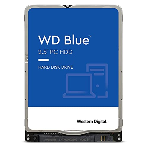 Western Digital WD Blue Mobile 2TB HDD Bild