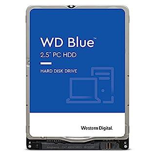 "Western Digital WD20SPZX Blue 2TB 2.5"" HDD SATA 6Gb/s 5400RPM 128MB Cache SMRTech 2yrs Wty (B079BQS5WQ) | Amazon price tracker / tracking, Amazon price history charts, Amazon price watches, Amazon price drop alerts"