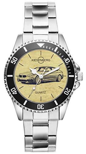 KIESENBERG Uhr - Geschenke für BMW 5er Fan 20678