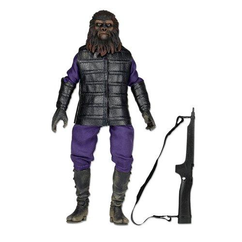 Figura Retro Gorilla Soldier 20 Cm 14917 - El Planeta de los Simios Ver más imágenes (2) Figura Retro Gorilla Soldier 20 Cm 14917 - El Planeta de los Simios