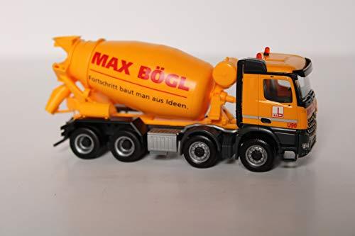 Herpa 311465 MB Arocs S Concrete Mixer Max Bogl