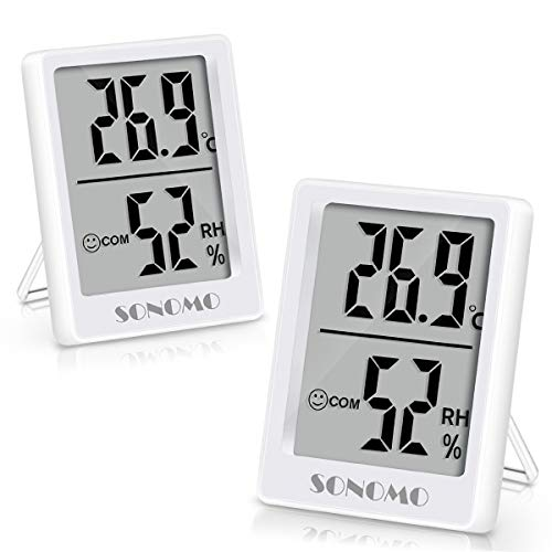 SONOMO hygroThermo-wh-2p Thermo-Hygrometer