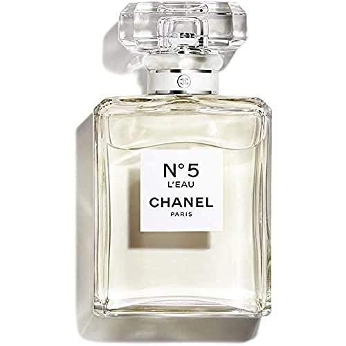 Chanel N°5, Agua de tocador para mujeres - 35 ml.