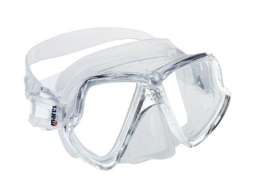 Mares 411015-04 - Gafas / Máscara de buceo, color (Klar / Klar)