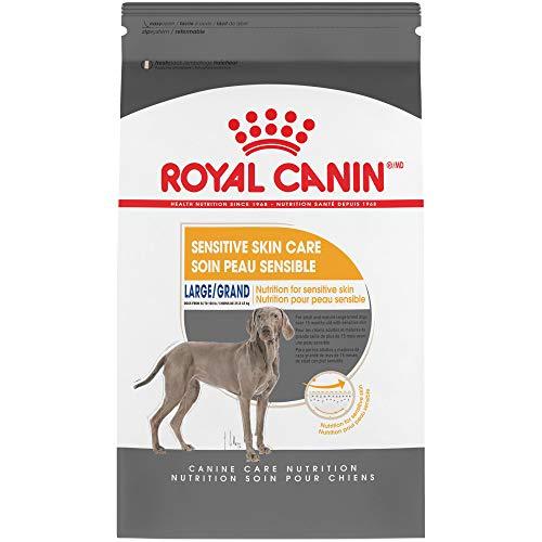Royal Canin Large Sensitive Skin Care Dry Dog Food, 30 lb. bag