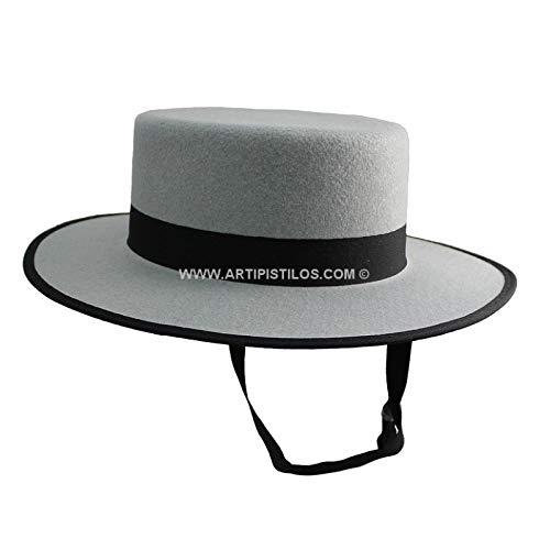 Artipistilos® Sombrero Cordobés Talla 54 - Sombreros De Carnaval