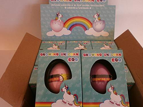 Schnooridoo 1 Magisches Einhorn Ei Crowing Unicorn Egg wachsendes Einhorn